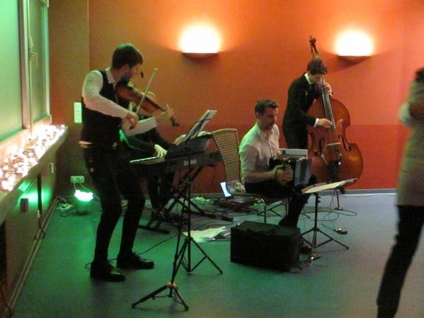 Tango Orchester Bandonegro